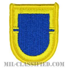 第504空挺歩兵連隊第1大隊(1st Battalion, 504th Parachute Infantry Regiment)[カラー/メロウエッジ/ベレーフラッシュパッチ]の画像