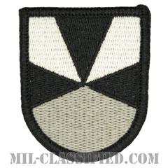 第15心理作戦大隊(15th Psychological Operations Battalion)[カラー/メロウエッジ/ベレーフラッシュパッチ]の画像