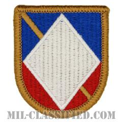 第11需品中隊(11th Quartermaster Company)[カラー/メロウエッジ/ベレーフラッシュパッチ]の画像