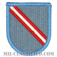 第143歩兵連隊第1大隊(1st Battalion, 143rd Infantry Regiment)[カラー/メロウエッジ/ベレーフラッシュパッチ]の画像