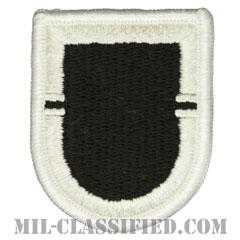 第508空挺歩兵連隊第1大隊(1st Battalion, 508th Parachute Infantry Regiment)[カラー/メロウエッジ/ベレーフラッシュパッチ]の画像