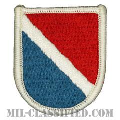 第11特殊部隊群(11th Special Forces Group)[カラー/メロウエッジ/ベレーフラッシュパッチ]の画像