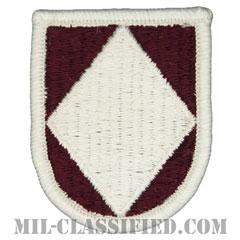 第44医療コマンド(44th Medical Command)[カラー/メロウエッジ/ベレーフラッシュパッチ]の画像