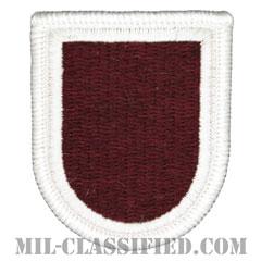 第307医療大隊(307th Medical Battalion)[カラー/メロウエッジ/ベレーフラッシュパッチ]の画像