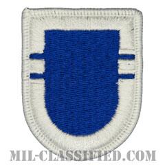 第325空挺歩兵連隊第2大隊(2nd Battalion, 325th Airborne Airborne Infantry Regiment)[カラー/メロウエッジ/ベレーフラッシュパッチ]の画像