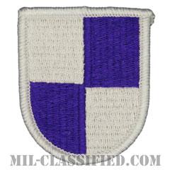第98民事活動大隊(98th Civil Affairs Battalion)[カラー/メロウエッジ/ベレーフラッシュパッチ]の画像