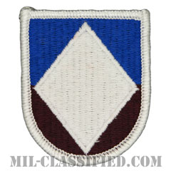 第240医療分遣隊(240th Medical Detachment)[カラー/メロウエッジ/ベレーフラッシュパッチ]の画像