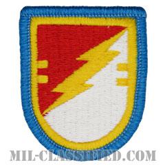 第38騎兵連隊第2大隊C中隊(C Troop, 2nd Squadron, 38th Cavalry Regiment)[カラー/メロウエッジ/ベレーフラッシュパッチ]の画像