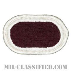 第307医療大隊(307th Medical Battalion)[カラー/メロウエッジ/オーバルパッチ]の画像