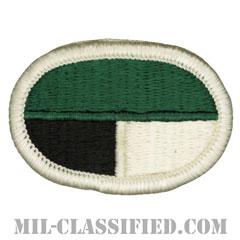 第1特殊作戦コマンド(1st Special Operations Command)[カラー/メロウエッジ/オーバルパッチ]の画像