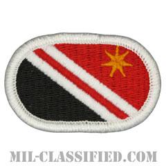 第84工兵中隊(84th Engineer Company)[カラー/メロウエッジ/オーバルパッチ]の画像
