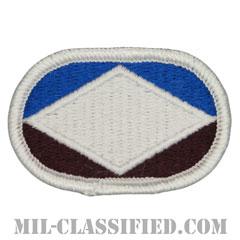 第240医療分遣隊(240th Medical Detachment)[カラー/メロウエッジ/オーバルパッチ]の画像