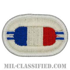 第506歩兵連隊第2大隊(2nd Battalion, 506th Infantry Regiment)[カラー/メロウエッジ/オーバルパッチ]の画像