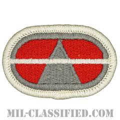 第161工兵中隊(161st Engineer Company)[カラー/メロウエッジ/オーバルパッチ]の画像