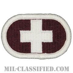 第8医療分遣隊(8th Medical Detachment)[カラー/メロウエッジ/オーバルパッチ]の画像