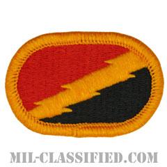 第25歩兵師団長距離監視分遣隊(Long Range Surveillance Detachment, 25th Infantry Division)[カラー/メロウエッジ/オーバルパッチ]の画像