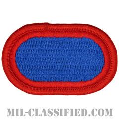 第505空挺歩兵連隊(505th Parachute Infantry Regiment, 3rd BCT, 82nd Airborne Division)[カラー/メロウエッジ/オーバルパッチ]の画像