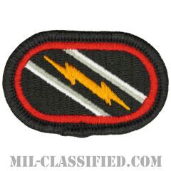 第7心理作戦大隊(7th Psychological Operations Battalion)[カラー/メロウエッジ/オーバルパッチ]の画像