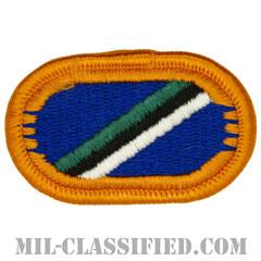第160特殊作戦航空連隊第4大隊(4th Battalion, 160th Special Operations Aviation Regiment)[カラー/メロウエッジ/オーバルパッチ]の画像