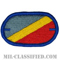 第82航空連隊第1大隊(1st Battalion, 82nd Aviation Regiment)[カラー/メロウエッジ/オーバルパッチ]の画像