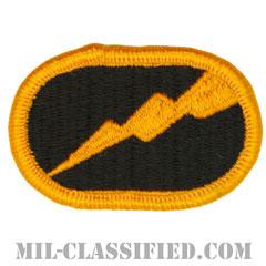 第104歩兵長距離監視分遣隊(104th Infantry Detachment Long-Range Surveillance)[カラー/メロウエッジ/オーバルパッチ]の画像