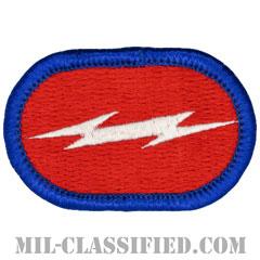第82空挺師団特殊部隊大隊(Special Troops Battalion, 82nd Airborne Division)[カラー/メロウエッジ/オーバルパッチ]の画像