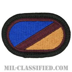 第262需品大隊C中隊(C Company, 262nd Quartermaster Battalion)[カラー/メロウエッジ/オーバルパッチ]の画像