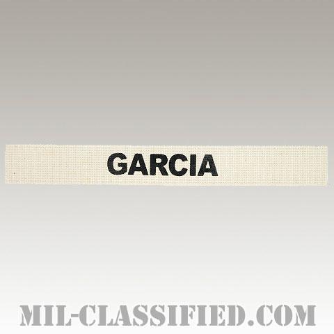GARCIA [カラー/ネームテープ/プリントタイプ/パッチ/レプリカ]の画像