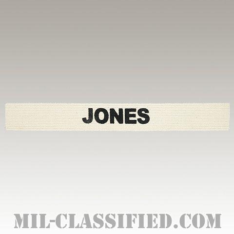 JONES [カラー/ネームテープ/プリントタイプ/パッチ/レプリカ]の画像
