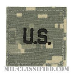 陸軍犯罪捜査司令部用U.S.章(U.S. Letters (CID))[UCP(ACU)/ベルクロ付パッチ]の画像