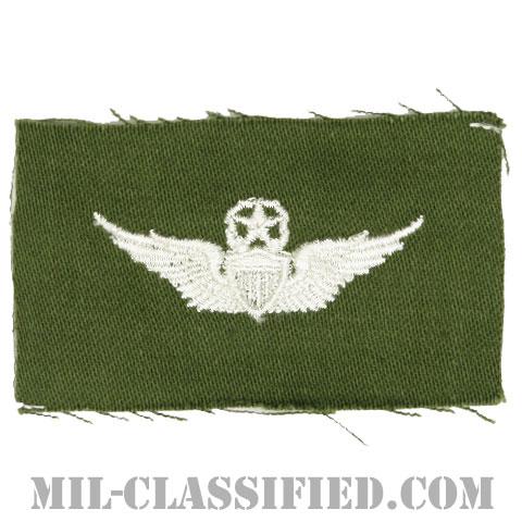 飛行士章 (マスター・パイロット)(Army Aviator (Pilot), Master)[カラー/パッチ]の画像