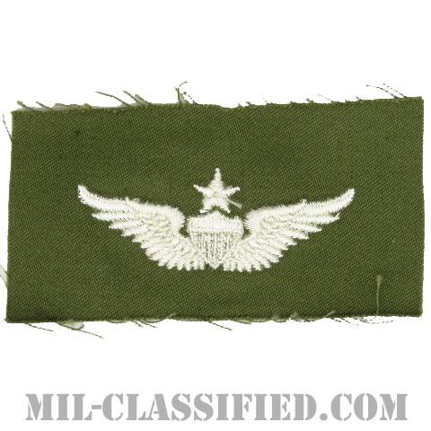 飛行士章 (シニア・パイロット)(Army Aviator (Pilot), Senior)[カラー/パッチ]の画像