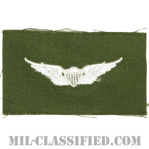 飛行士章 (ベーシック・パイロット)(Army Aviator (Pilot), Basic)[カラー/パッチ]の画像