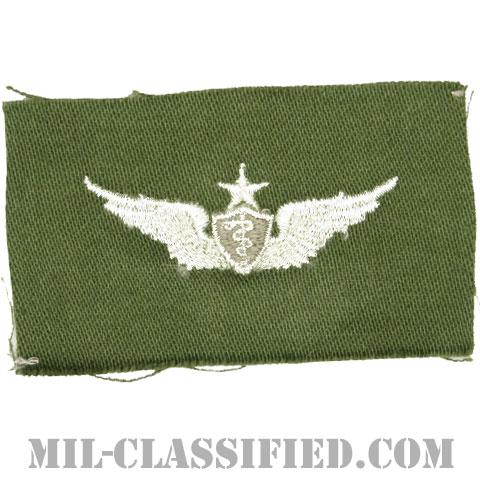 飛行医師章 (シニア)(Flight Surgeon, Senior)[カラー/パッチ]の画像