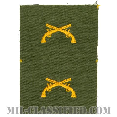 憲兵科章(Military Police Corps)[カラー/兵科章/パッチ/ペア(2枚1組)]の画像