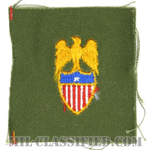 准将補佐官(Aide to the Brigadier General)[カラー/兵科章/パッチ]の画像