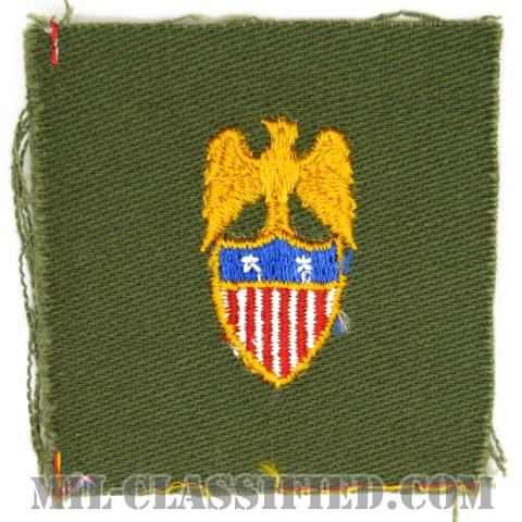 少将補佐官(Aide to the Major General)[カラー/兵科章/パッチ]の画像