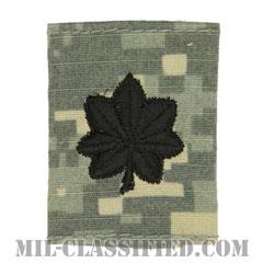 中佐(Lieutenant Colonel (LTC))[UCP(ACU)/ゴアテックスパーカー用スライドオン階級章]の画像