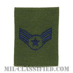 一等空兵(Airman First Class)[サブデュード/ゴアテックスパーカー用スライドオン空軍階級章]の画像
