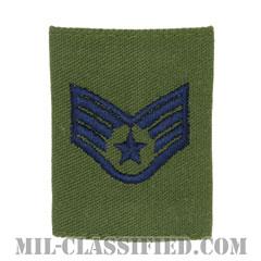 上等空兵(Senior Airman)[サブデュード/ゴアテックスパーカー用スライドオン空軍階級章]の画像