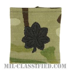 中佐(Lieutenant Colonel (LTC))[OCP/ゴアテックスパーカー用スライドオン階級章]の画像