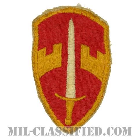 ベトナム軍事援助司令部(Militarly Assistance Command, Vietnam)[カラー/カットエッジ/パッチ/中古1点物]の画像