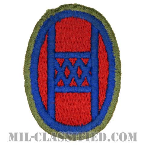 第30歩兵師団(30th Infantry Division)[カラー/カットエッジ/パッチ/中古1点物]の画像