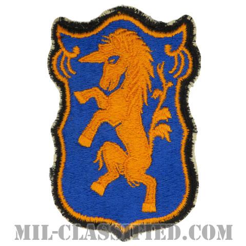 第6機甲騎兵連隊(6th Armored Cavalry Regiment)[カラー/カットエッジ/パッチ/中古1点物]の画像