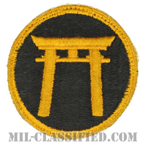 琉球コマンド(Ryukyus Command)[カラー/カットエッジ/パッチ/中古1点物]の画像