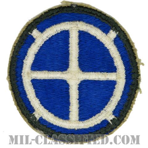 第35歩兵師団(35th Infantry Division)[カラー/カットエッジ/パッチ/中古1点物]の画像