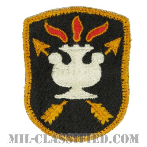 ジョン・F・ケネディ特殊戦センター・アンド・スクール(John F. Kennedy Special Warfare Center and School)[カラー/カットエッジ/パッチ/中古1点物]の画像