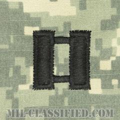 大尉(Captain (CPT))[UCP(ACU)/階級章/キャップ用縫い付けパッチ]の画像