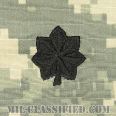 中佐(Lieutenant Colonel (LTC))[UCP(ACU)/階級章/キャップ用縫い付けパッチ]の画像