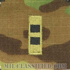 准尉 (CW2)(Chief Warrant Officer 2 (CW2))[OCP/階級章/キャップ用縫い付けパッチ]の画像